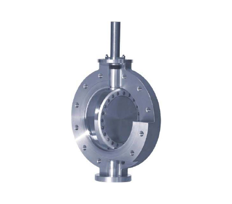 Quadax Valves Cut Section